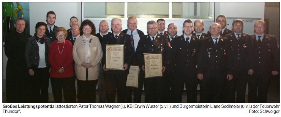 FF Thundorf 2014