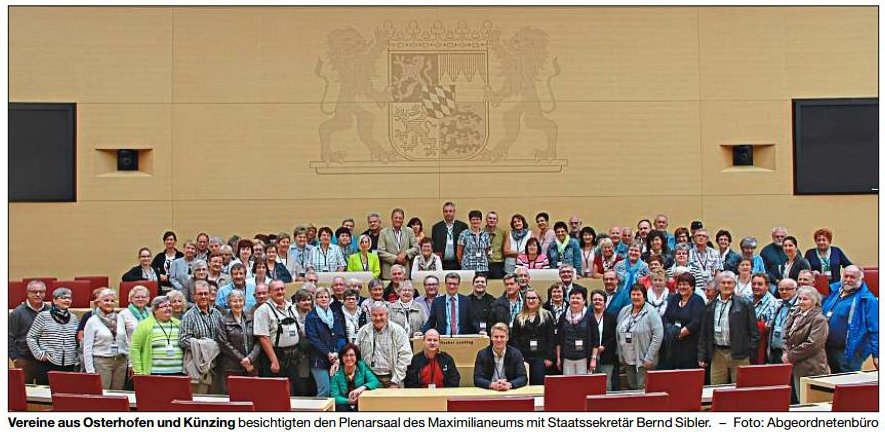 Landtag Bild I